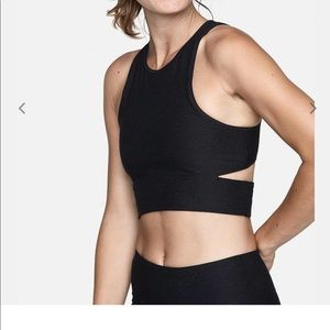 HUNTER Slash back Crop Top from Outdoor Voices